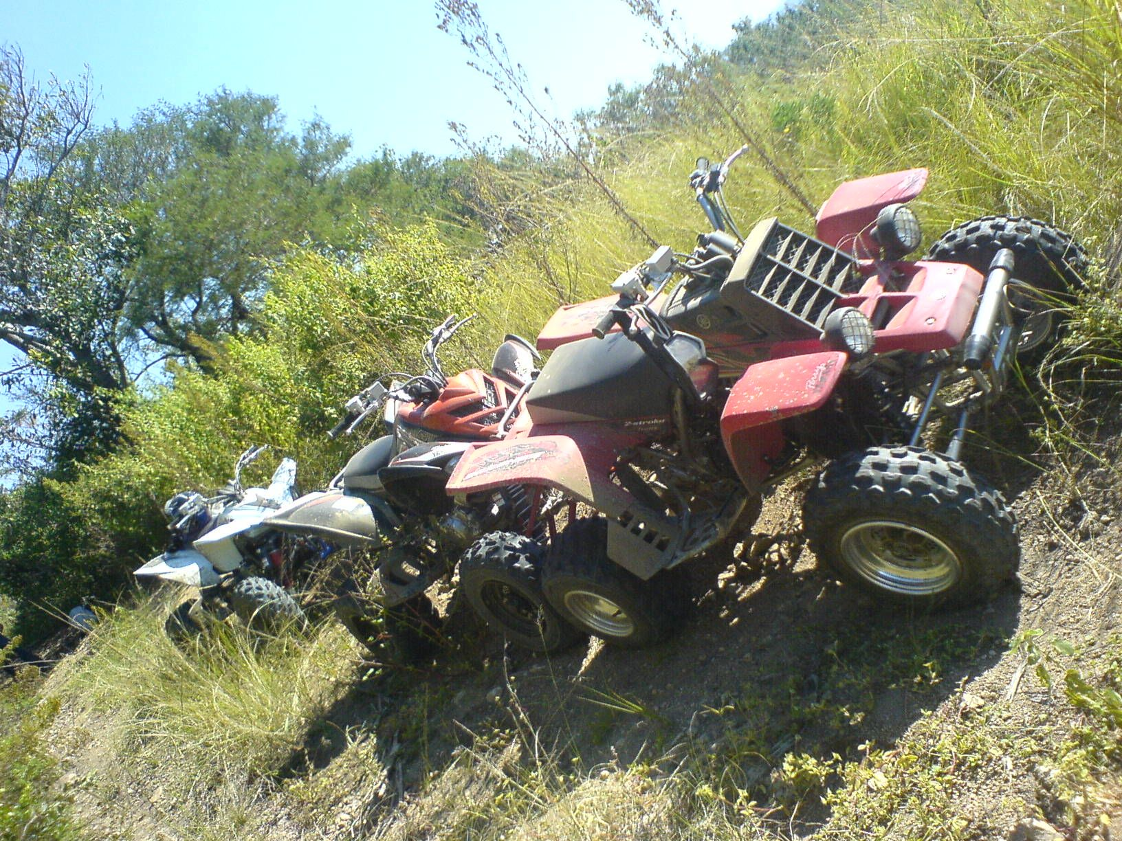Yamaha: Banshee, Raptor 700 yfz450 on ride in South coast, Kzn ...