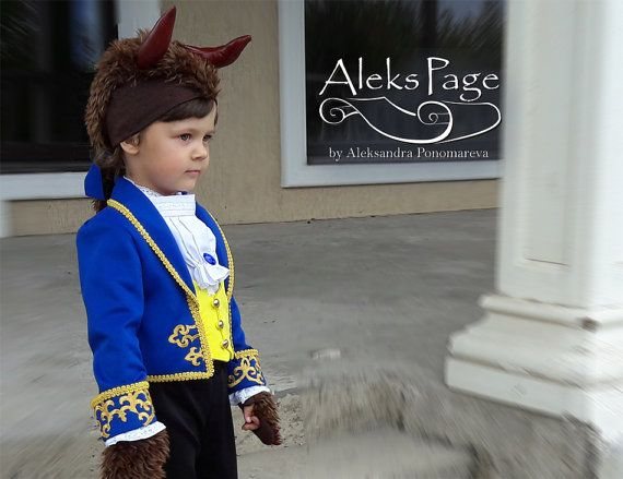 Beast Costume For Boy Disney Beauty And The Beast By Alekspage Beauty And The Beast Costume Beast Costume Disney Disney Couple Costumes