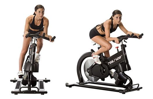 Real Ryder Indoor Training Bike Want Best Exercise Bike