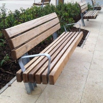 Fantastic Stoke Seat The Frame Is Galvanised Mild Steel The Base Ibusinesslaw Wood Chair Design Ideas Ibusinesslaworg