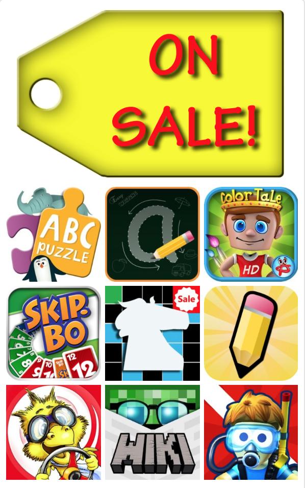 Monday Mini SALE (best Android kids apps) Kids app, Best