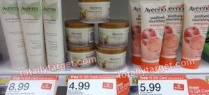 $.66 Aveeno at Target after new Checkout 51 Offer, Stacked Coupons and Gift Card