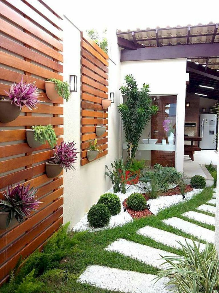 beautiful side yard garden decor ideas also in pretty rh pinterest