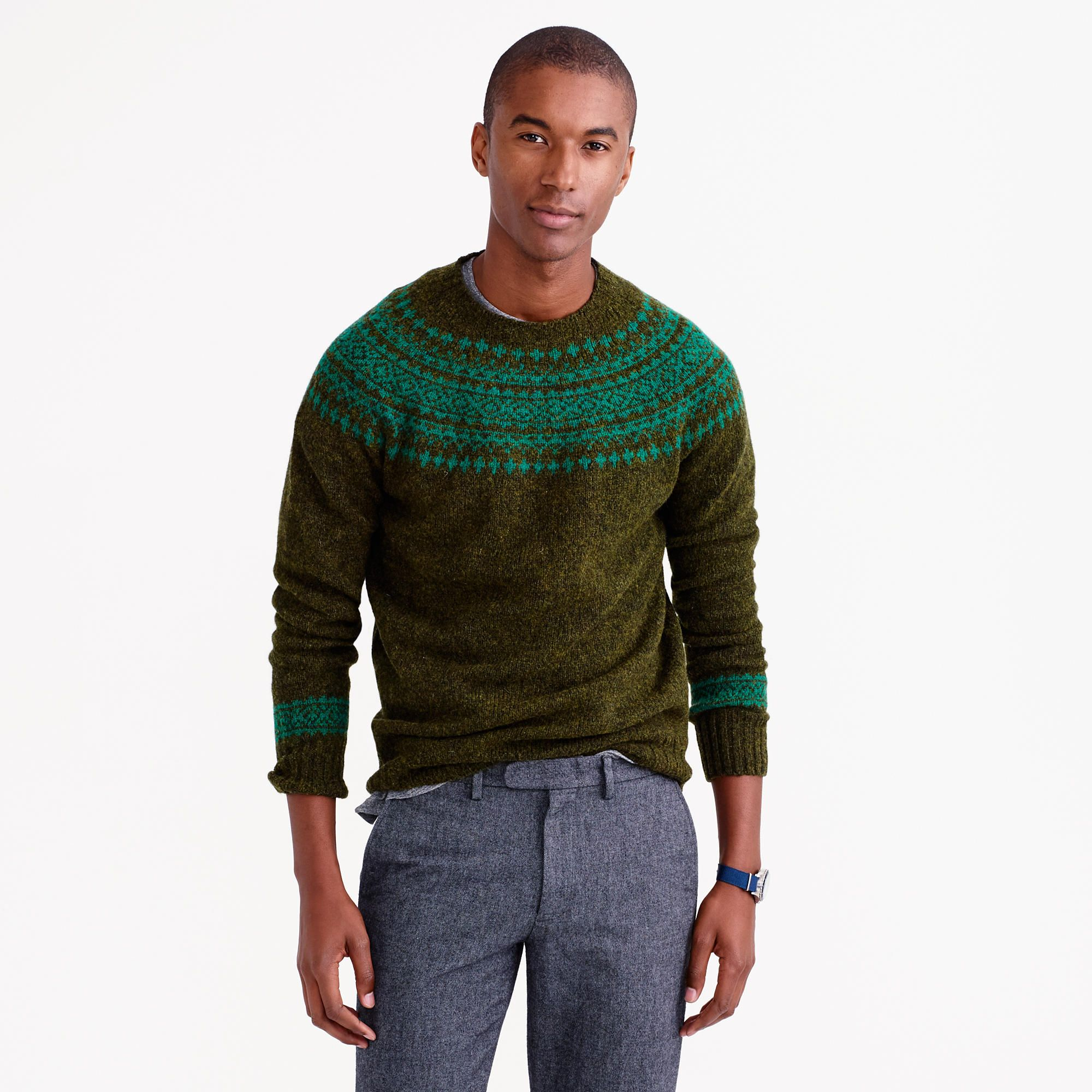 Harley of Scotland™ Nor easterly sweater  1672de189