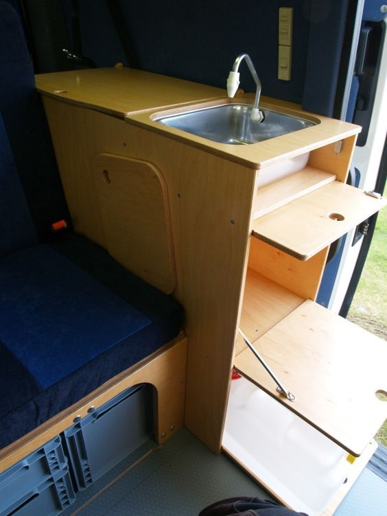 VW SWB Amdro Angel Fitted Conversion From Panel Van To Camper Alternative Conversions
