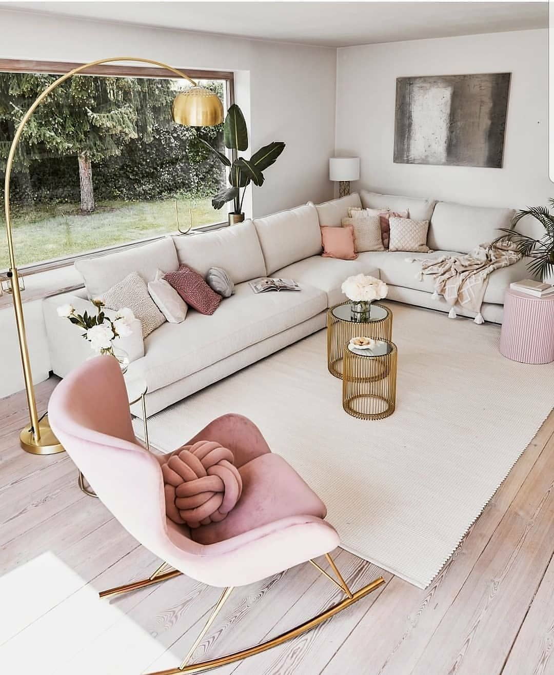 Home Decor Design On Instagram Describe This Room In One Word Follow Outst Small Living Room Decor Living Room Decor Inspiration Living Room Decor Cozy