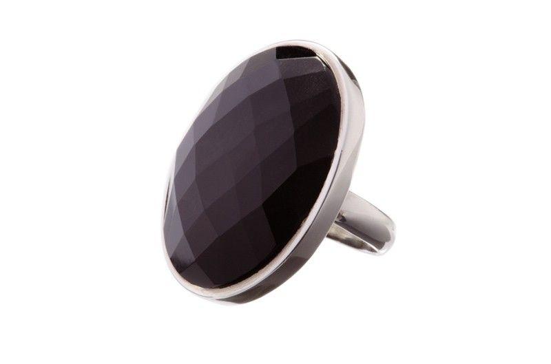 Maxi anel ônix