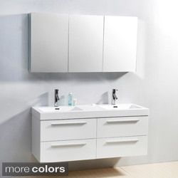 54 inch vanity double sink. Overstock Com  Online Shopping Bedding Furniture Electronics Jewelry Clothing More Double Sink VanityDouble BathroomDouble Shop For Virtu USA Finley 54 Inch Bathroom Vanity Set