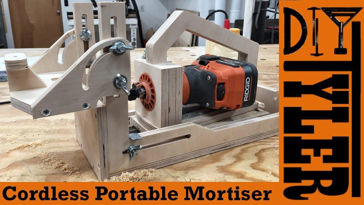 Cordless Portable Mortiser Mortiser Portable Portable Table Saw