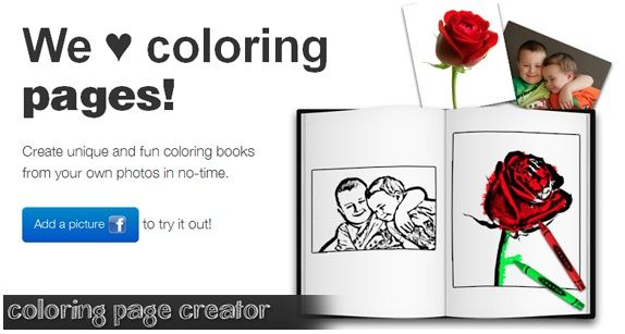 Free Coloring Page Creator With Images Coloring Pages Free