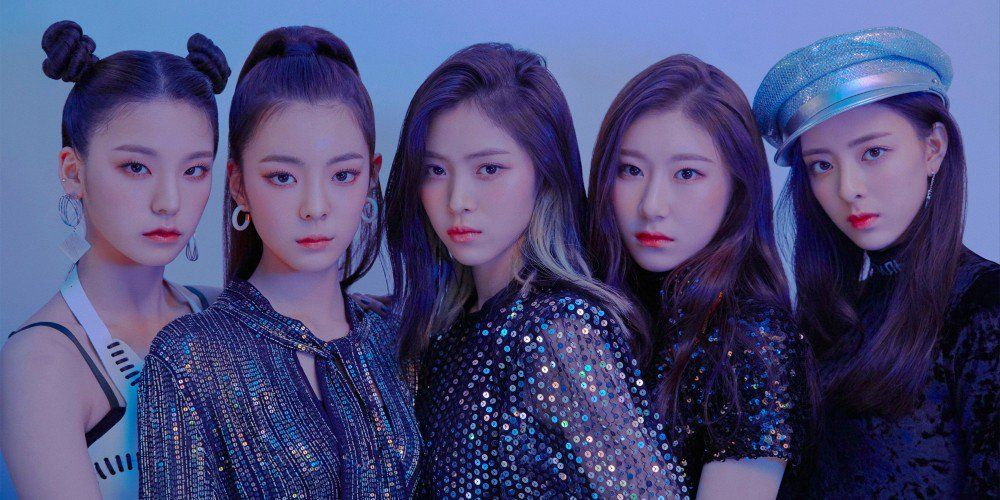 Itzy Members Official Positions Revealed Itzy Kpop Girls Girl