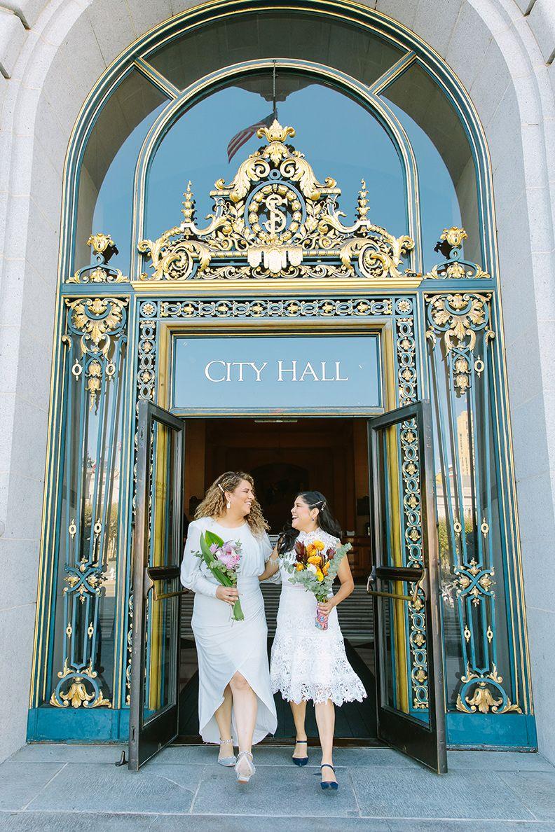 Pin on best san francisco city hall weddings