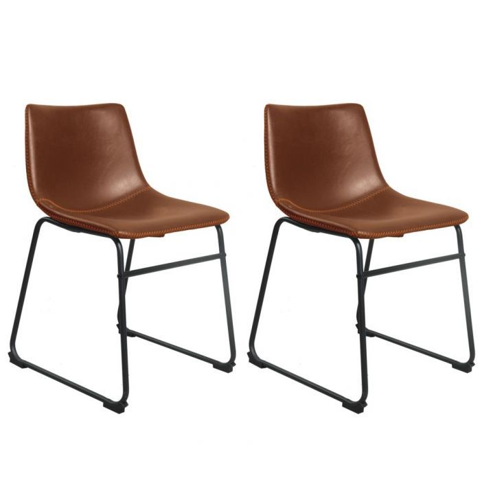 Best Faux Leather Dining Chair Faux Leather Dining Chairs 400 x 300
