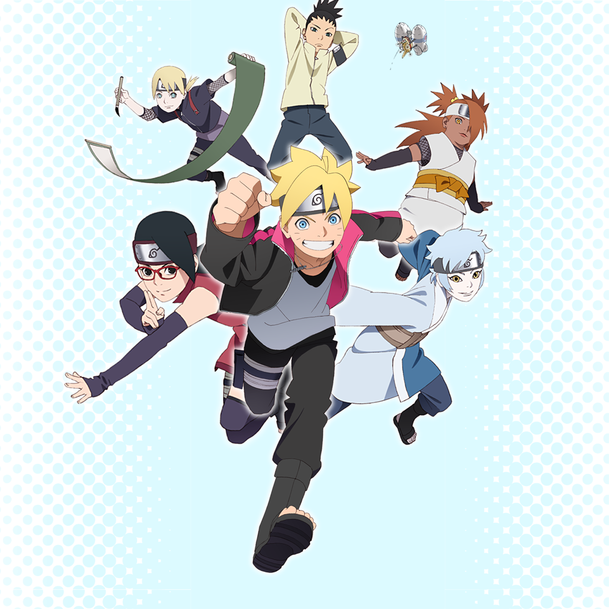 Naruto Iphone Wallpaper: Boruto: Naruto Next Generations