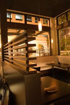 Booth Seating Restaurant Divider Google Search