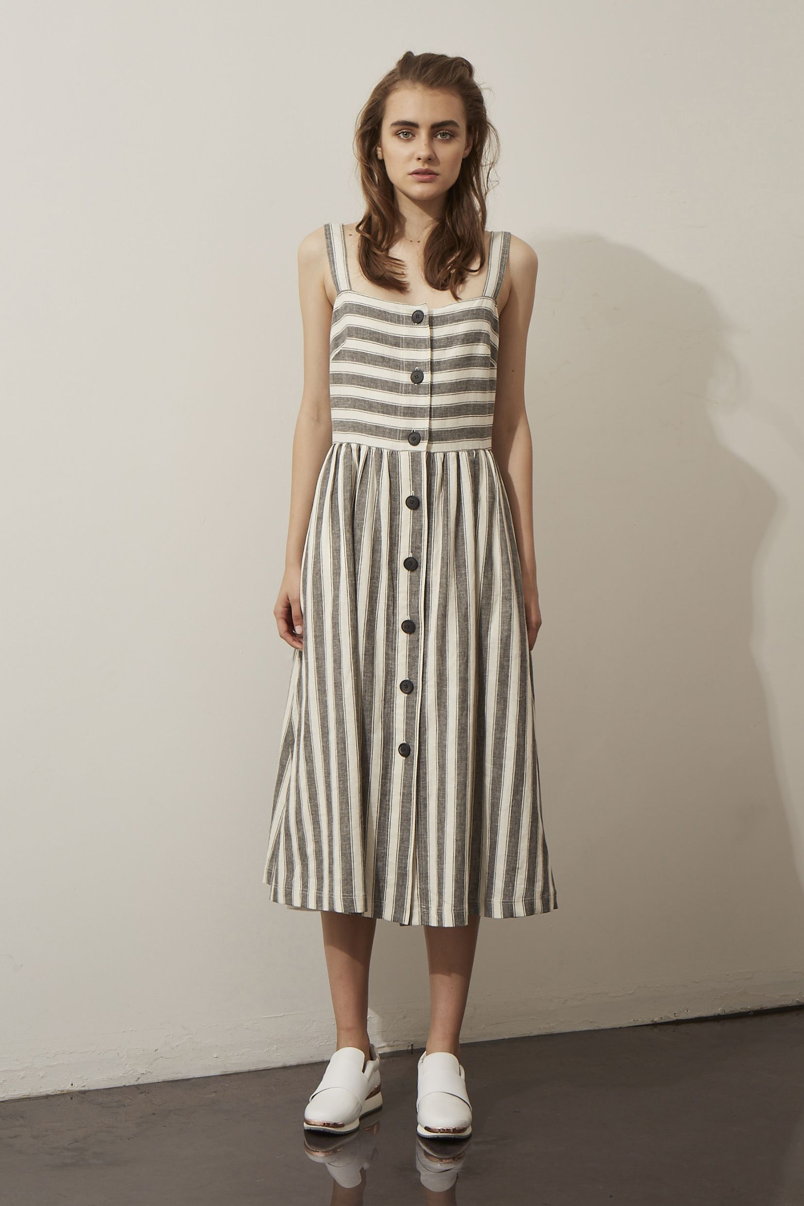 c49614293dd94 AKIN by GINGER & SMART | SS18 Unison sundress | SS18 AKIN by GINGER ...