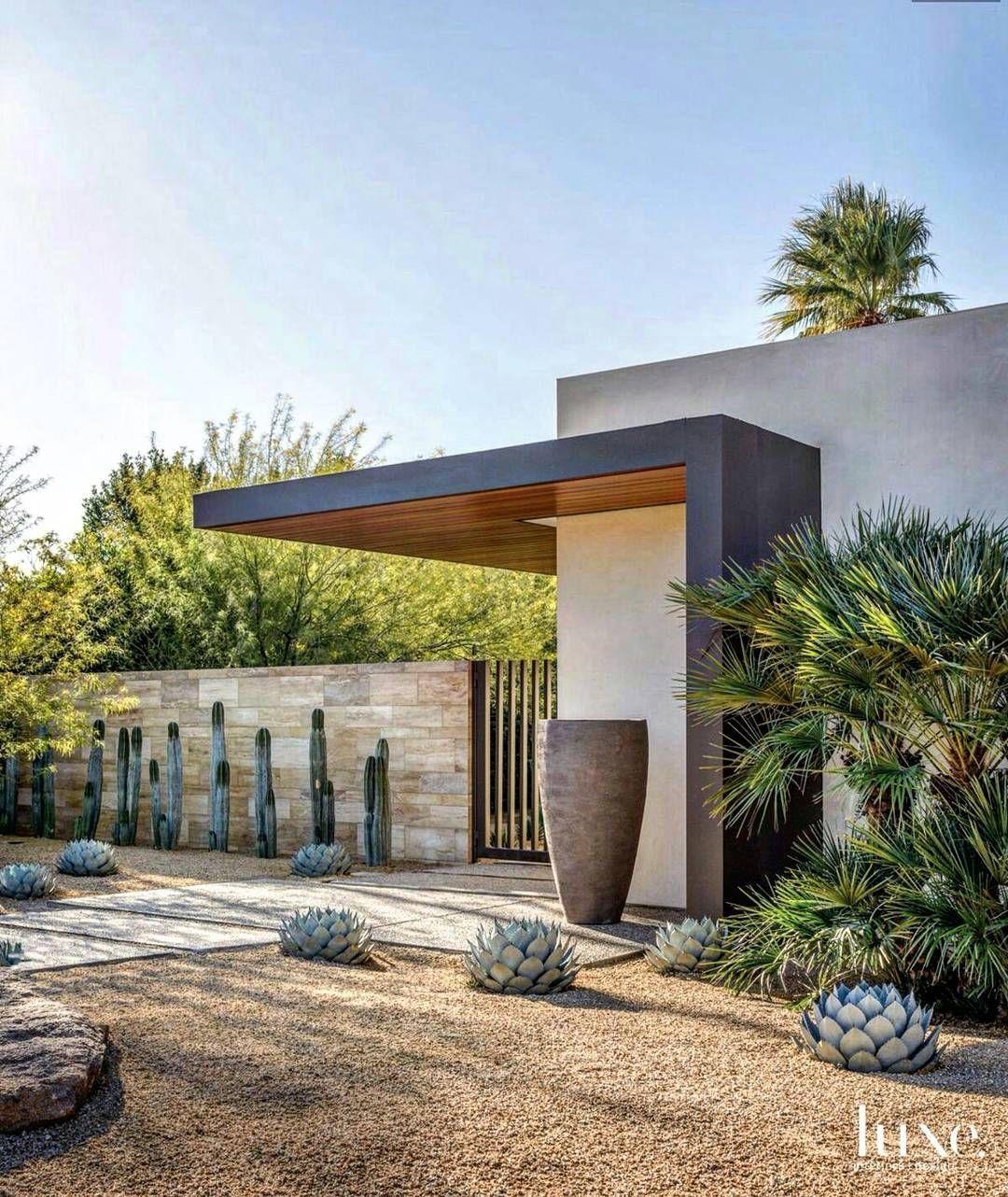 99 Magnificent Landscape Architecture Across The World Part 2 Modern Architecture Modern Landscape Design Desert Homes