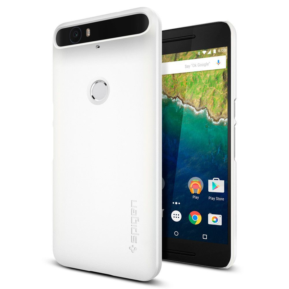 Nexus 6P Case Thin Fit Black / In Stock Nexus 6p case