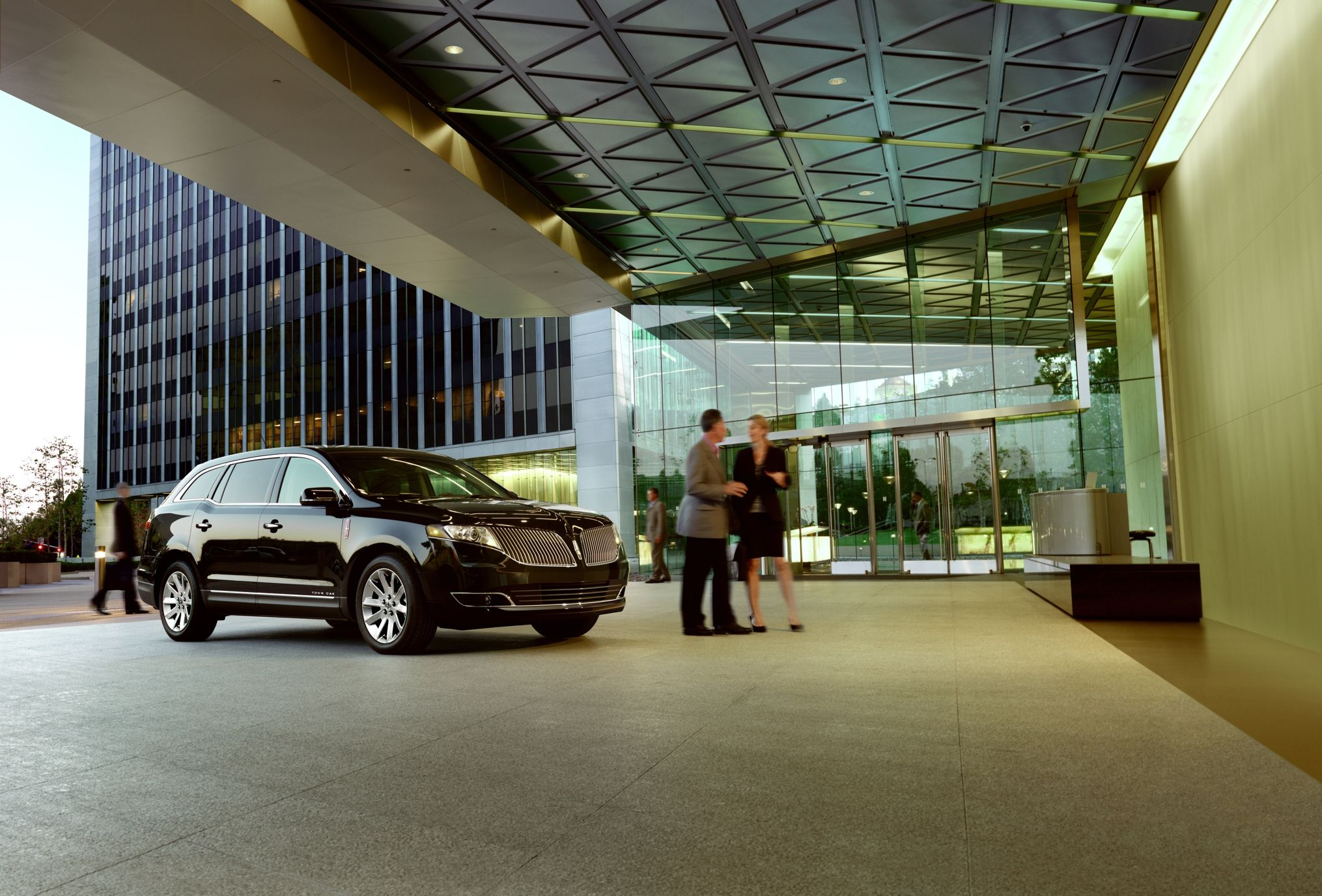 Star Express Limousine Service New Lincoln Mkt Town Car