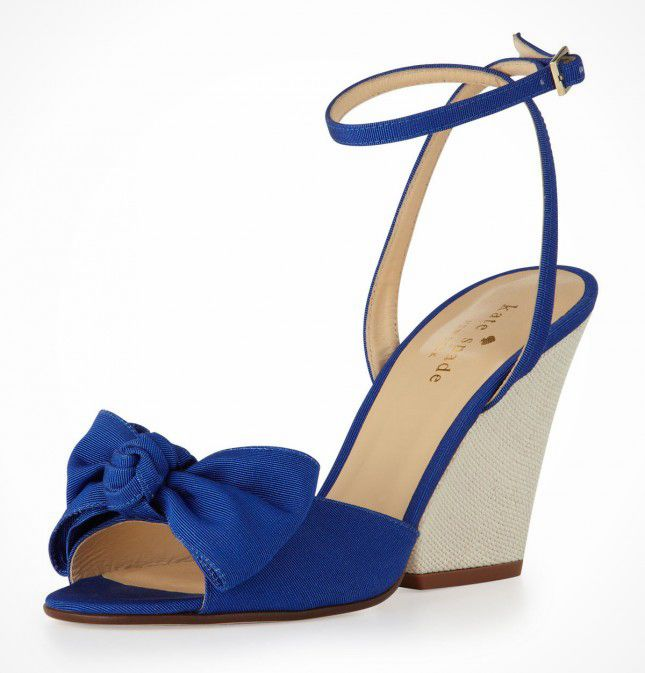 17 Chic Pairs Of Something Blue Wedding Shoes