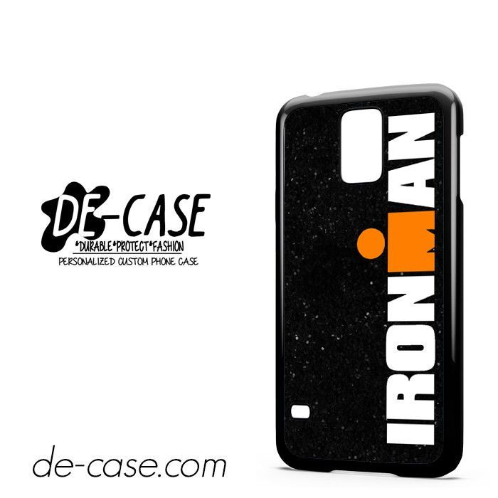 Ironman Triathlon Us Udn DEAL-5704 Samsung Phonecase Cover For Samsung Galaxy S5 / S5 Mini