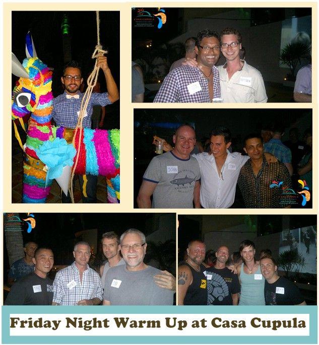 Friday Night at Casa Cupula
