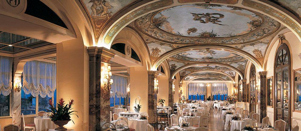 Grand Hotel Excelsior Vittoria Sorrento Italy Sorrento