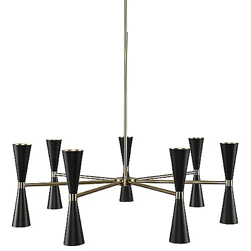 Milo 3 Light Chandelier | Pottery Barn