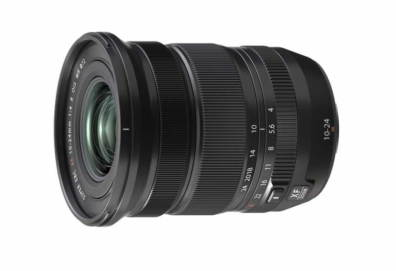 Fujifilm Launches Xf 10 24mm F 4 R Ois Wr Wide Angle Lens Technology News Reviews And Buying Guides Wide Angle Lens Wide Angle Fujifilm