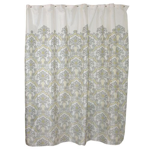 Shower Curtian For Master Gray Shower Curtains