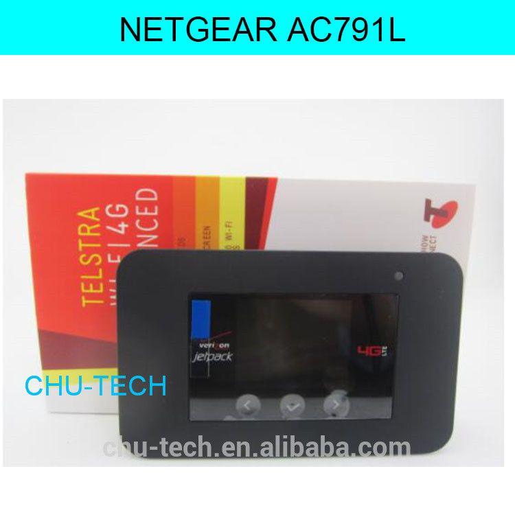 Netgear Verizon Jetpack 4G LTE Mobile Hotspot AC791L