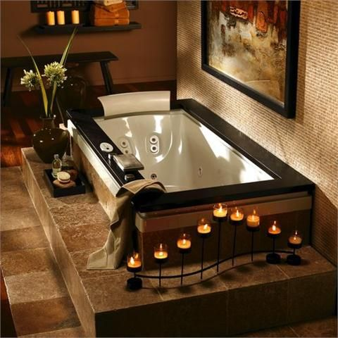 Jacuzzi Fuz7236 Wrl 4iw B Black Fuzion 71 Quot Drop In