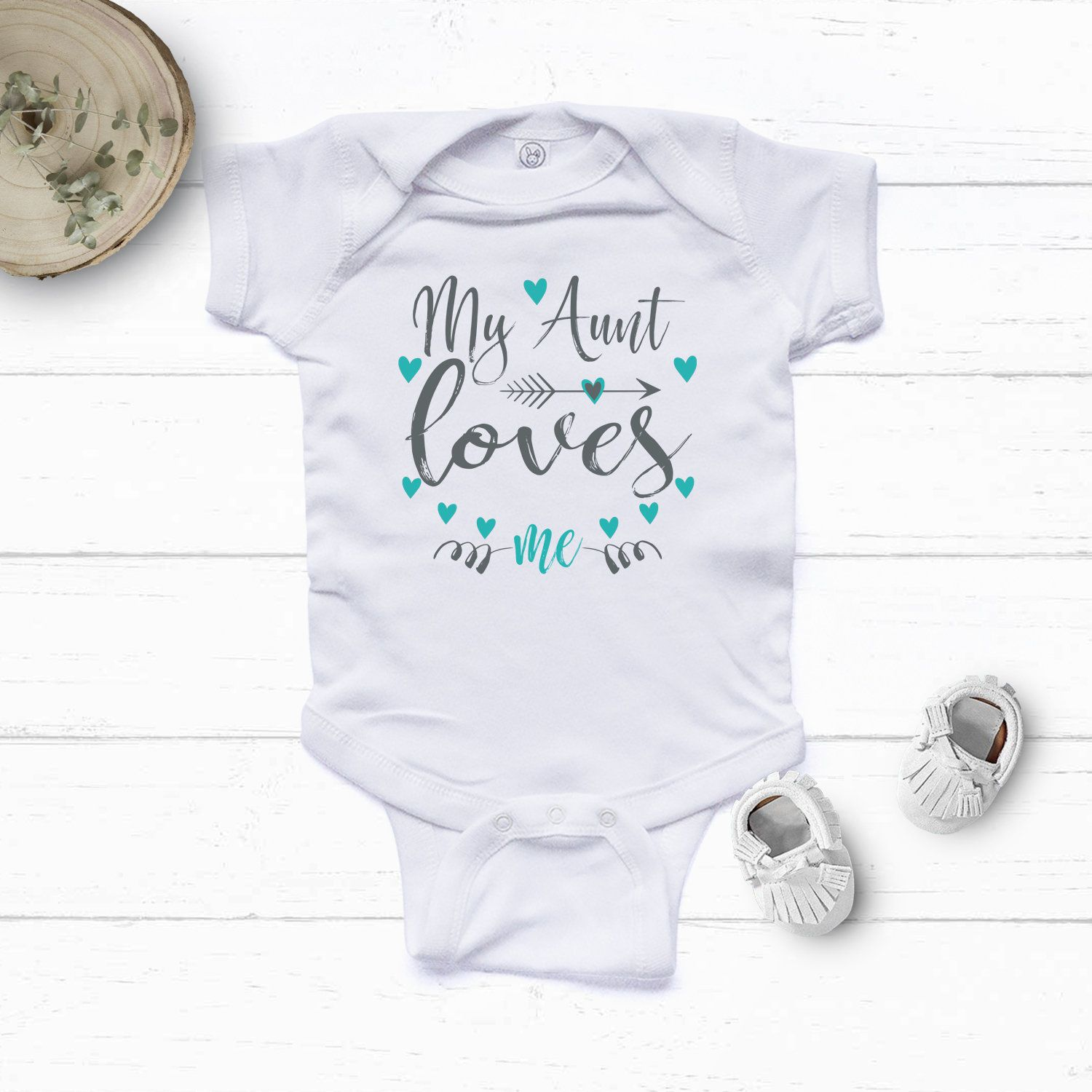 So Relative Unisex Baby Awesomeness From Uncle T-Shirt Romper