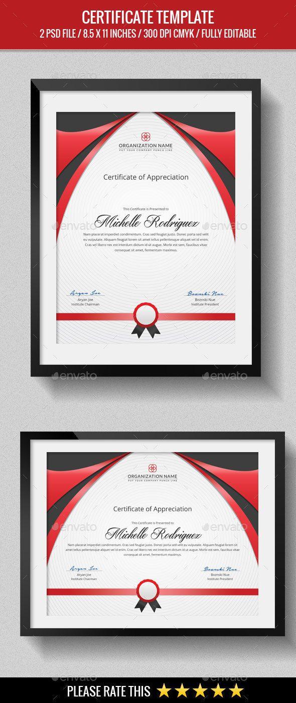 Multipurpose Certificates | Zertifikat