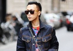 Han Huo Huo, the star blogger