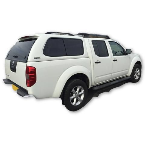 Nissan Navara D40 Snugtop XTR Canopy u2013 Pick Up Tops UK  sc 1 st  Pinterest & Nissan Navara D40 Snugtop XTR Canopy u2013 Pick Up Tops UK | things to ...