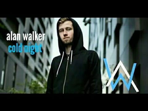 """Alan walker style,Atef - Journey """"cold night""""(new music video 2017)"""