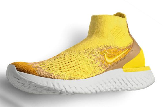 c2b22ec9a24a ... Release Date - Sneaker Bar Detroit. Introducing The Nike Rise React  Flyknit The Swoosh has just unveiled a new model today as