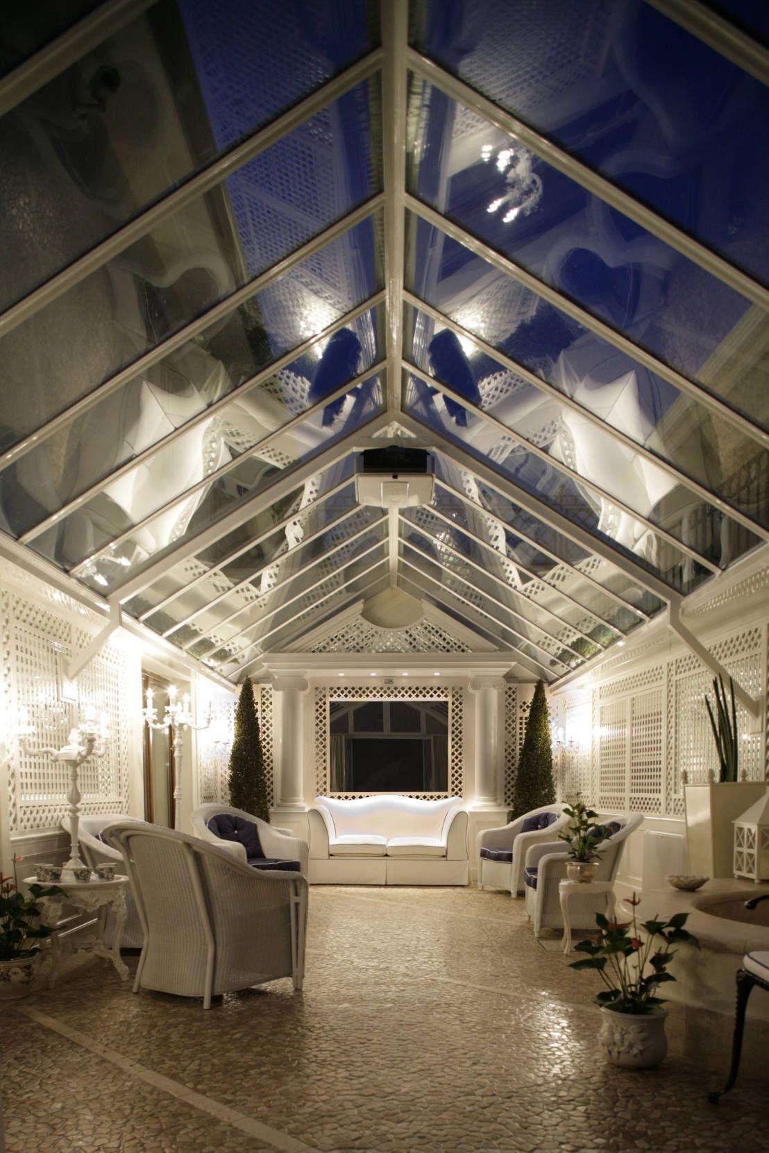 Regala una nueva habitaci n a tu casa crea un jard n de - Jardin de invierno ...