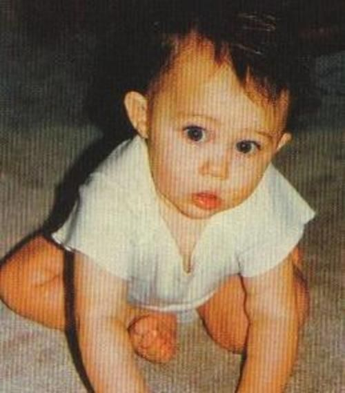 miley cyrus baby pictures | Baby Miley Cyrus photo ...