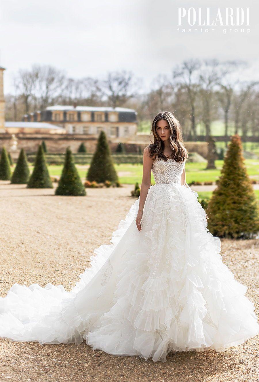 "Pollardi Wedding Dresses — ""Royalty"" Bridal Collection   Wedding ..."