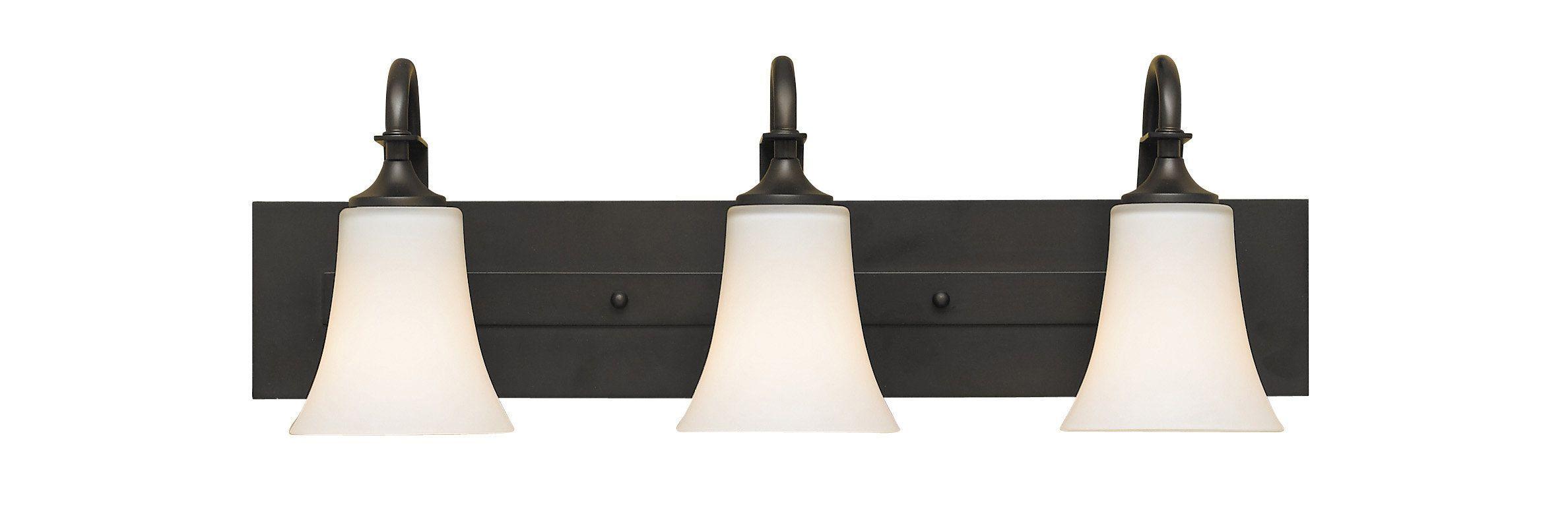 Murray Feiss VS12703 Barrington 3 Light Bathroom Vanity Light