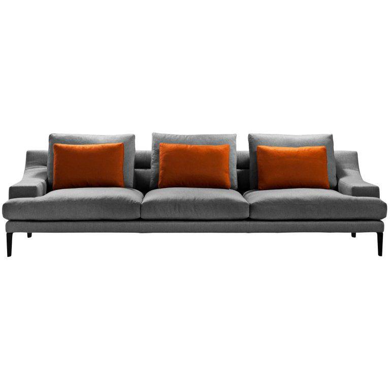 Megara Four Seat Sofa Designed By Gordon Guillamier For Driade Sofa Design Sofa Furniture Furniture