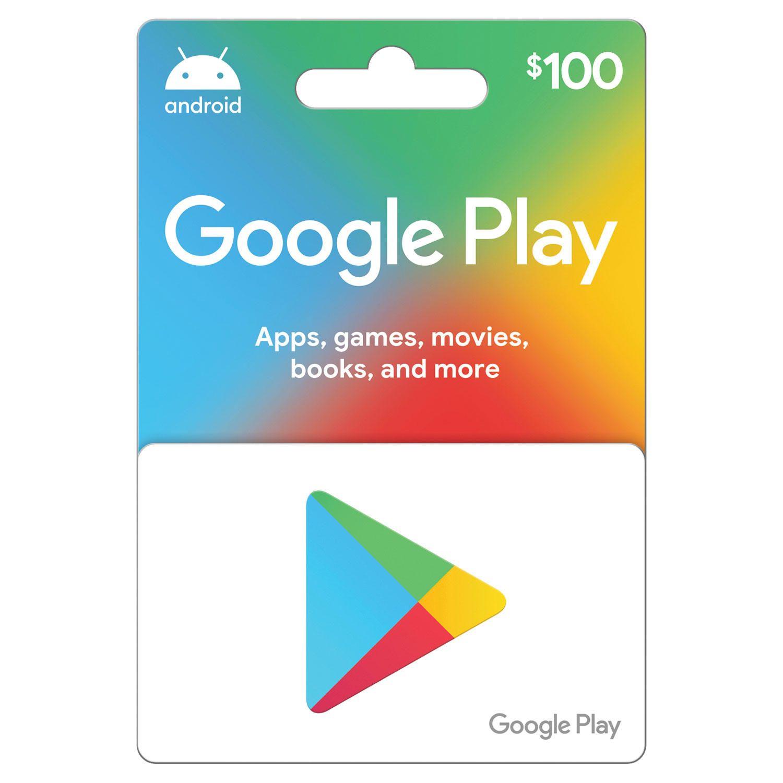Google Play 100 Gift Card Sam S Club In 2021 Google Play Codes Google Play Gift Card Google Play