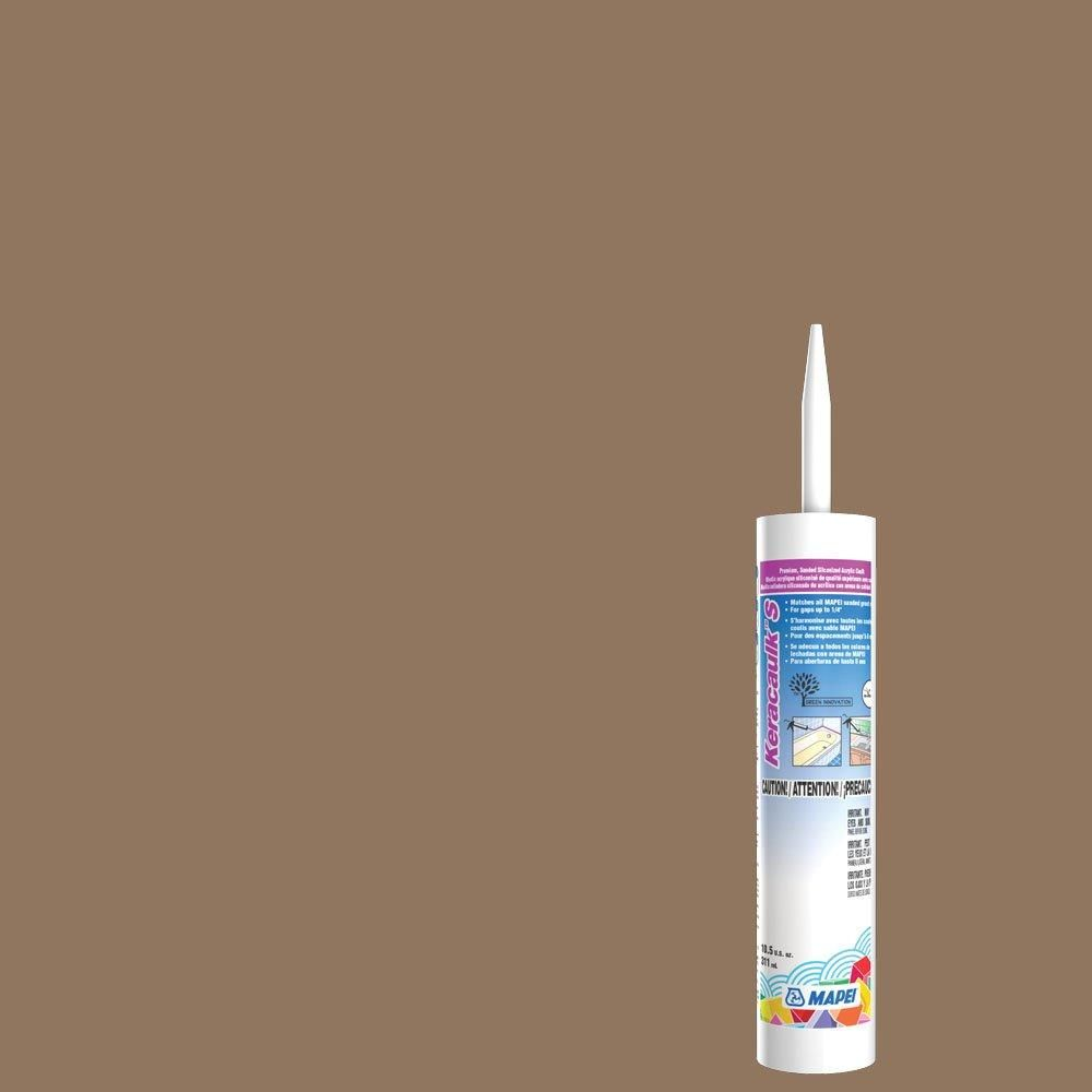 Mapei 111 Hickory Keracaulk S Sanded Siliconized Acrylic Caulk Ceramic Floor Tiles Mold Mildew Mapei Grout