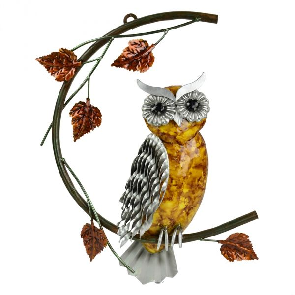 Home Metal Wall Art Wildlife Wall Decor Birds Other