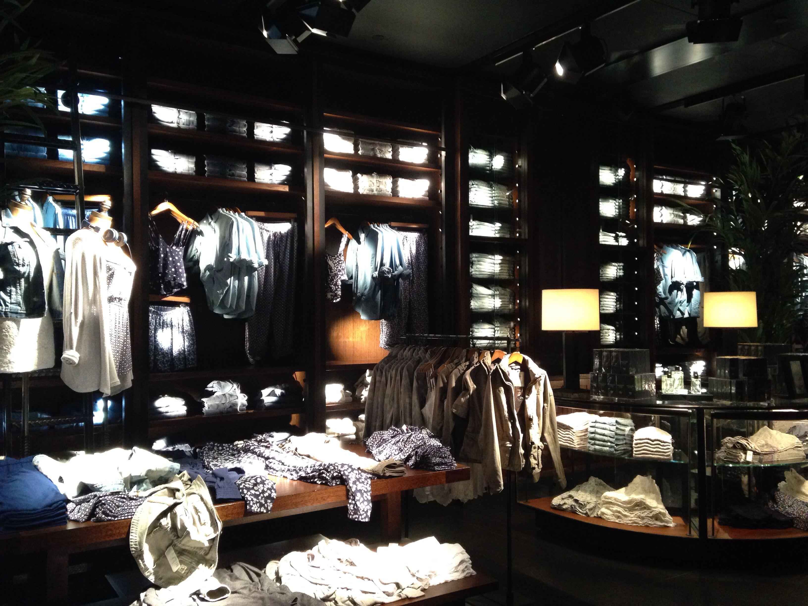 Abercrombie Store. New York | Retail design, Interior ...