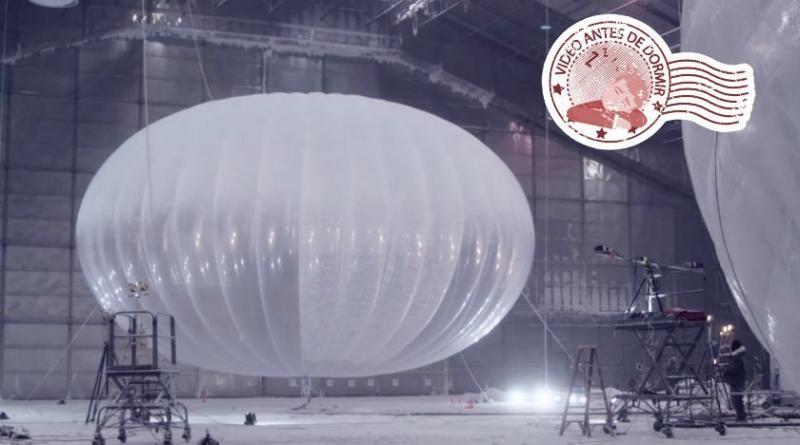#VAD: Así son las #pruebas a los globos de Project Loon - Contenido seleccionado con la ayuda de http://r4s.to/r4s