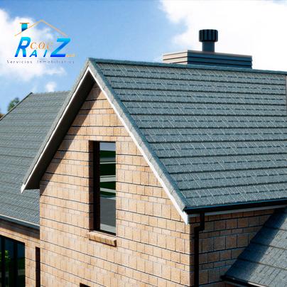#COCConsejo Los #tejados de metal son más resistentes y requieren menos #mantenimiento. También son extremadamente resistentes al #fuego y, actualmente, unos que imitan la pizarra, las tejas de barro o la #madera.