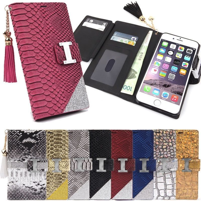 timeless design 8bb70 bc465 Milano Cubic Wallet Case for Samsung Galaxy S7, S7 edge, S6, S6 edge ...